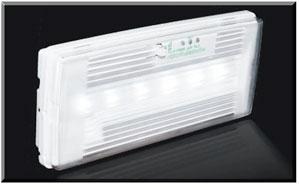 Φωτιστικό ασφαλείας GR-408/12led, GR-408/24led, GR-409/12led