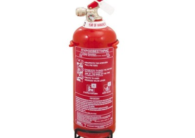 Πυροσβεστήρας Wet Chemical, F class solution, 2Ltr